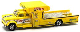 '67 Dodge D700 Hauler | Model Trucks | Hot Wheels '67 Dodge D700 Hauler Snake Yellow