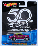 '55 Chevy Bel Air Gasser | Model Racing Cars | HW 2018 - 50th Favorites 08/10 - '55 Chevy Bel Air Gasser - Magenta - Metal/Metal & Real Riders