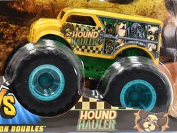 Hound Hauler | Model Trucks | Hot Wheels Monster Trucks Hound Hauler