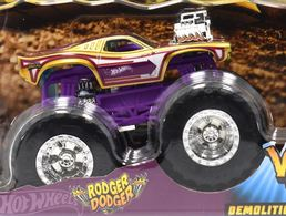 Rodger Dodger | Model Trucks | Hot Wheels Monster Trucks Rodger Dodger