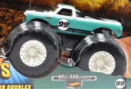 Pure Muscle | Model Trucks | Hot Wheels Monster Trucks Pure Muscle