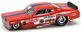 70 Plymouth Duster F/C | Model Cars | Hot Wheels Tom 'Mongoose' McEwen Plymouth Duster