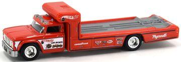 Retro Rig | Model Trucks | Hot Wheels Transporters Retro Rig Tom 'The Snake' McEwen