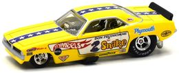 Plymouth Barracuda Funny Car | Model Cars | Hot Wheels Don 'The Snake' Prudhomme Plymouth Barracuda