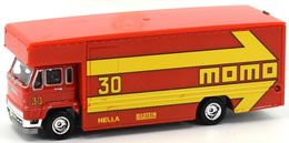 Fleet Flyer | Model Trucks | Hot Wheels Team Transport Fleet Flyer Momo