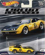 '69 COPO Corvette | Model Cars | Hot Wheels Car Culture Circuit Legends 69 Copo Corvette