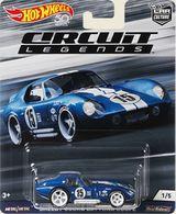 Shelby Cobra Daytona Coupe | Model Cars | Hot Wheels Car Culture Circuit Legends Shelby Cobra Daytona Coupe
