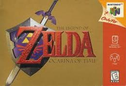 The Legend Of Zelda: Ocarina Of Time | Video Games