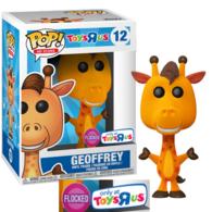 Geoffrey (Flocked) | Vinyl Art Toys