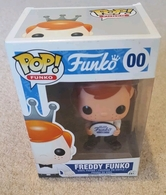Freddy Funko (We Are Funko UK)   Vinyl Art Toys