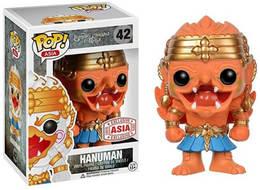 Hanuman (Orange)   Vinyl Art Toys