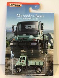 Mercedes-Benz Unimog U300 | Model Trucks