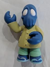 Blue Zoidberg | Vinyl Art Toys