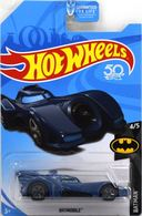 Batmobile | Model Cars | Hot Wheels 50th Anniversary Batman Batmobile Treasure Hunt