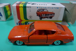 Mitsubishi Colt Galant GTO | Model Cars