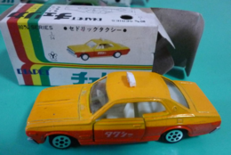 Nissan Cedric HT Taxi | Model Cars