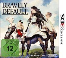 Bravely Default | Video Games