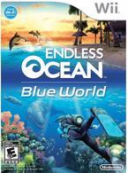 Endless Ocean - Blue World | Video Games