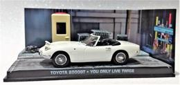 Toyota 2000 GT - You Only Live Twice | Model Cars
