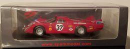 1968 Alfa Romeo T33/2, Le Mans | Model Racing Cars