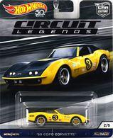 '69 COPO Corvette | Model Cars | Hot Wheels 50th Anniversary Car Culture Circuit Legends 69 Copo Corvette