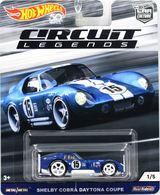 Shelby Cobra Daytona Coupe | Model Cars | Hot Wheels 50th Anniversary Car Culture Circuit Legends Shelby Cobra Daytona Coupe