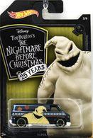 Super Van | Model Trucks | HW 2018 - Disney - Tim Burtons 'The Nightmare Before Christmas' 25 Years 3/8 - Super Van - Dark Blue - Oogie Boogie