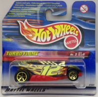 Turbo Flame    | Model Cars