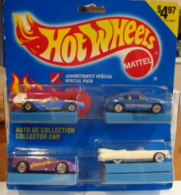 KMart Assortment Special 4-Pack (Canada) | Model Vehicle Sets