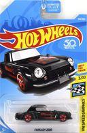Fairlady 2000 | Model Racing Cars | Hot Wheels 50th Anniversary HW Speed Graphics Black Fairlady 2000