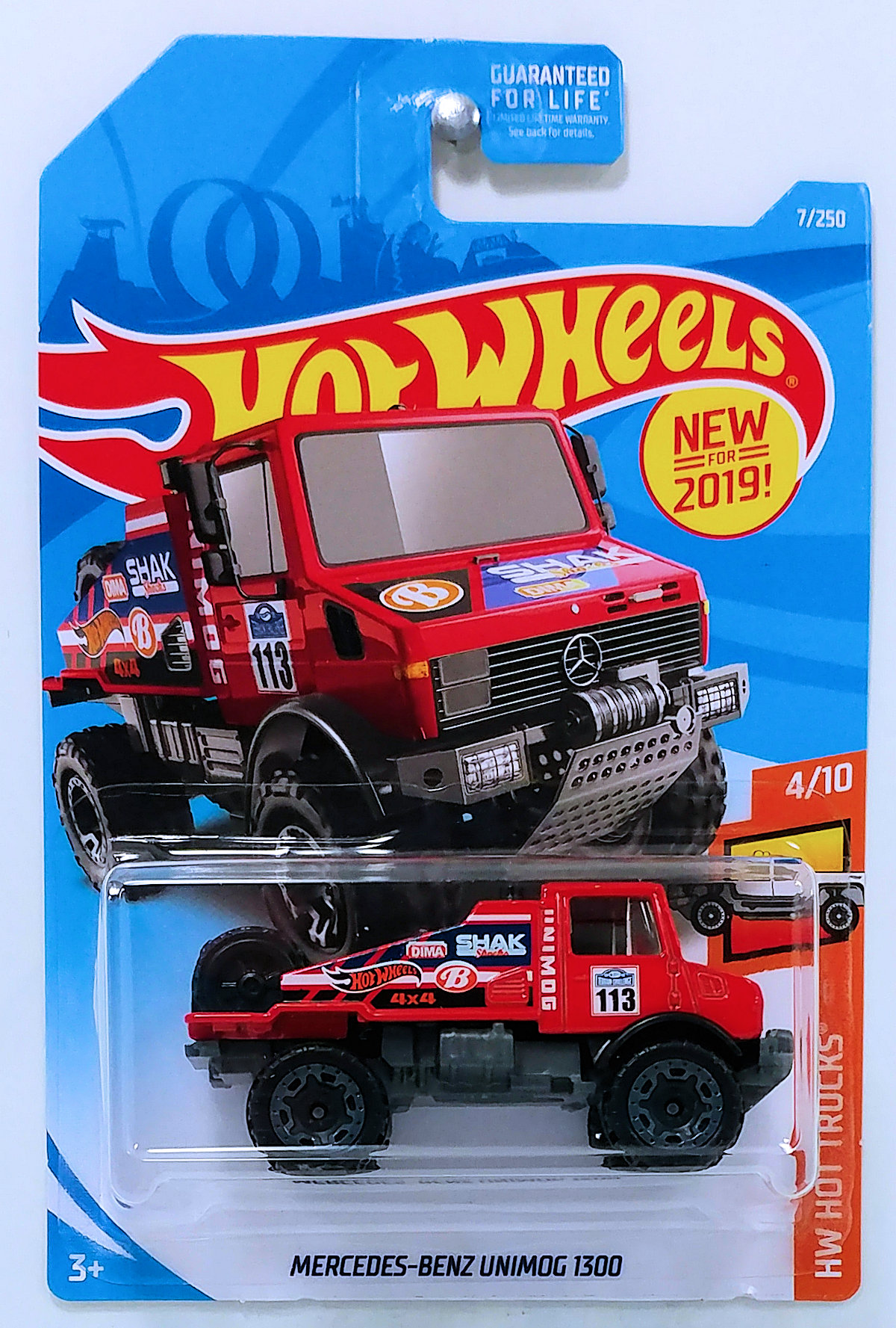 Mercedes-Benz Unimog 1300 | Model Trucks | hobbyDB