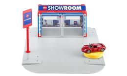Car Showroom   Model Buildings and Structures