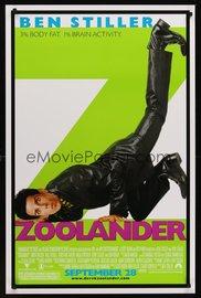 Zoolander: 3% Body Fat. 1% Brain Activity. | Posters & Prints