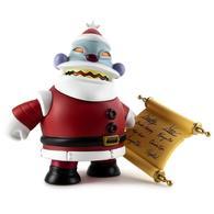 "Robot Santa Claus ""Nice""  | Vinyl Art Toys"