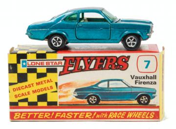Vauxhall Firenza | Model Cars