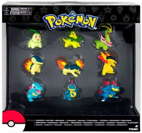 Pokémon Evolution 9-Pack | Action Figure Sets