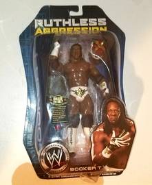 Booker T   Action Figures