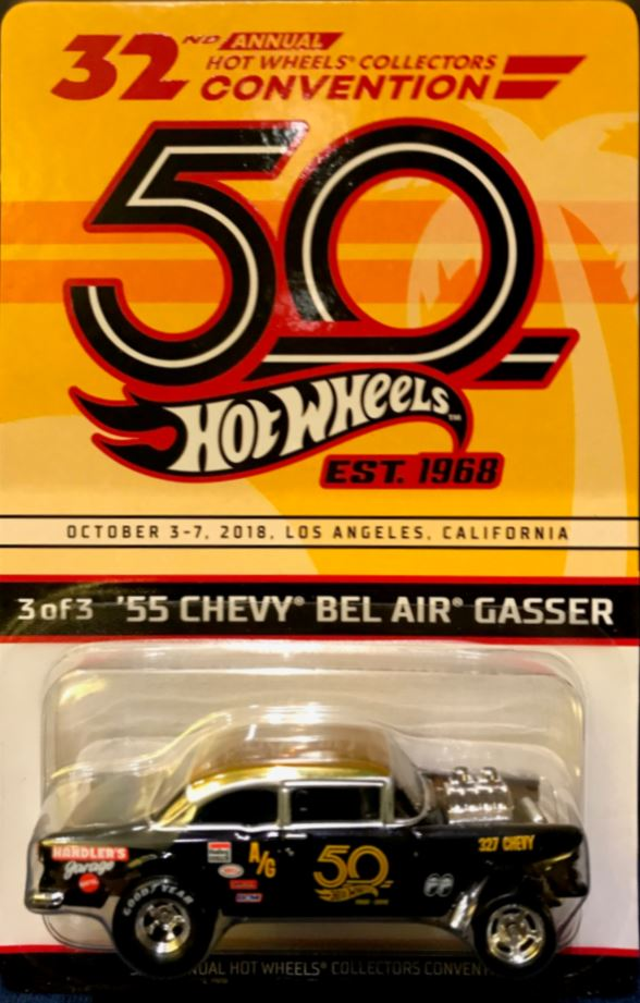 55 Chevy Bel Air Gasser | Model Racing Cars | hobbyDB
