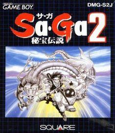 SaGa 2 - Hihou Densetsu | Video Games