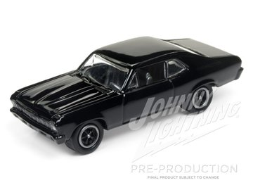 1968 Chevy Nova SS  | Model Cars