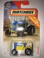 Crop Master | Model Farm Vehicles & Equipment | '18 LC (orange stripe/series upper right)