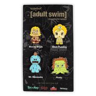 Adult Swim Enamel Pin 4-Pack | Pins & Badges
