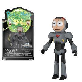 Purge Suit Morty   Action Figures