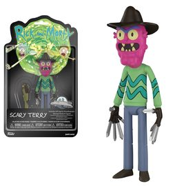 Scary Terry | Action Figures