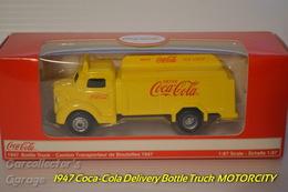 1947 Coca-Cola Delivery Bottle Truck   Model Trucks