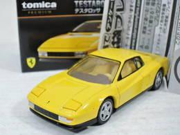 Ferrari Testarossa   Model Cars