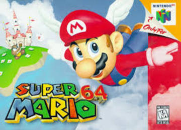 Super Mario 64 | Video Games