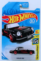 Fairlady 2000   Model Racing Cars   HW 2018 - Collector # 344/365 - HW Speed Graphics 3/10 - Fairlady 2000 - Black - USA 50th Card