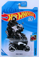 BMW K 1300 R | Model Motorcycles | HW 2018 - Collector # 356/365 - HW Moto 4/5 - BMW K 1300 R - White - USA 50th Card