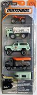 Ranger Rescue 5-Pack | Model Vehicle Sets